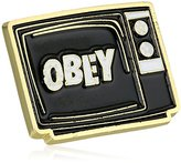 Obey Men's What To Think Pin
