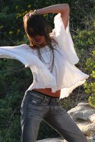Jens Pirate Booty Janis Crop Top in Natural -
