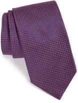 Eton Men's Dot Silk Tie