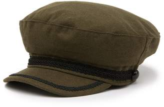 Vince Camuto Rope Trim Military Cap