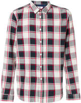 Paul Smith long-sleeved checked shirt