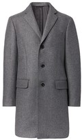 Banana Republic Double-Faced Italian Wool-Blend Topcoat