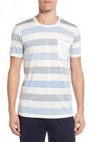 Daniel Buchler Men's Pima Cotton & Modal Crewneck T-Shirt