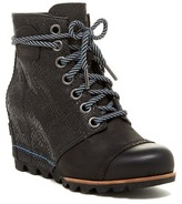 Sorel 1964 Premium Canvas Waterproof Wedge Bootie