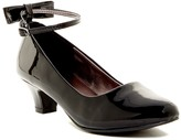Steve Madden Becky Ankle Strap Dress Shoe (Little Kid & Big Kid)