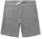 Polo Ralph Lauren Loopback Cotton-blend Jersey Shorts