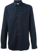 Paul Smith micro print shirt - men - Cotton - 17