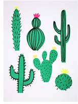 Meri Meri Cactus 2-Pack Art Prints