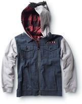 Quiksilver Boys 8-16 Tama Hawk Sweatshirt