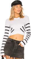 Alexander Wang Multi Direction Stripe Sweater