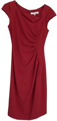 LK Bennett \N Red Cotton Dress for Women