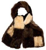 Dennis Basso Sable Fur Scarf w/ Tags