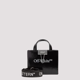 Off-White Baby Box Mini Tote Bag