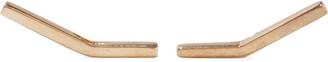 Cornelia Webb 24-karat Gold-plated Sterling Silver Earrings