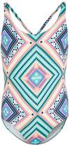 Roxy HIPPIE COLLEGE Swimsuit pool blue/free spirit