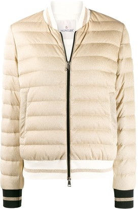 Moncler Flavienne feather down jacket