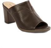 Pierre Dumas Brown Carina Sandal
