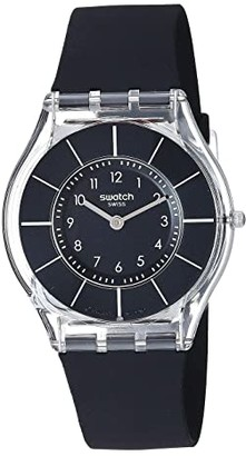 Swatch Black Classiness - SFK361 (Black) Watches