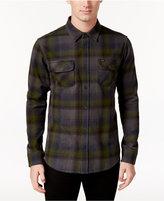 RVCA Men's Highland II Plaid Shirt