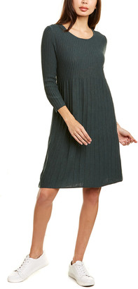 Eileen Fisher Washable Wool Sweaterdress