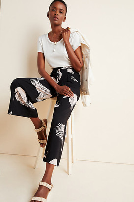 Odette Swan-Printed Trousers By The Odells in Assorted Size XS