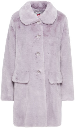 Shrimps Pyrus Faux Fur Coat