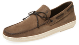 Tod's Leather Boat Shoe