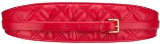 Philosophy di Lorenzo Serafini Quilted Leather Belt