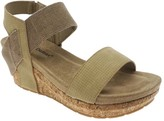 Pierre Dumas Women's Sandals nude - Nude Whisper Wedge Sandal - Women