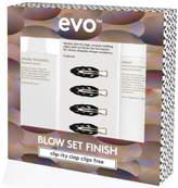 evo Blow Set Finish