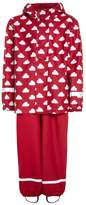 Fred's World by GREEN COTTON RAINWEAR SET Trousers red