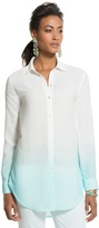 Chico's Soft Dye Carina Shirt