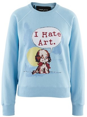 MARC JACOBS, THE Magda Archer collaboration sweatshirt