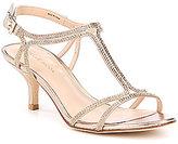 Pelle Moda Abbie2 Strappy Dress Sandals