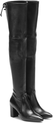 Stuart Weitzman Lesley 75 over-the-knee boots