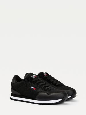 Tommy Hilfiger Low-Top Mesh Trainers