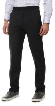 Tailorbyrd Men's Flat Front Dress Pants