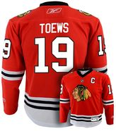 Reebok Boys 8-20 Chicago Blackhawks Jonathan Toews NHL Replica Jersey