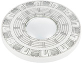 Fornasetti Architettura Framed Convex Mirror - Round