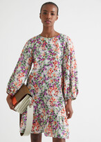 Thumbnail for your product : And other stories Relaxed A-Line Mini Dress