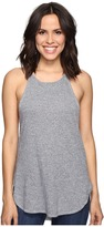 Lanston Side Drop Tunic Tank Top Women's Sleeveless