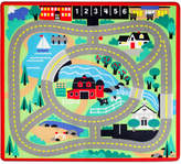 Melissa & Doug Kids' Round the Town Road Rug