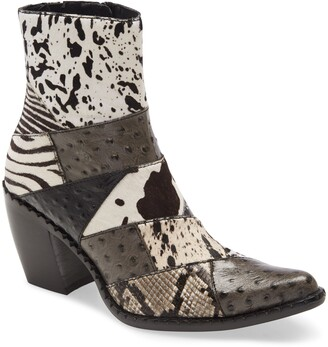Jeffrey Campbell Caballeros Western Boot