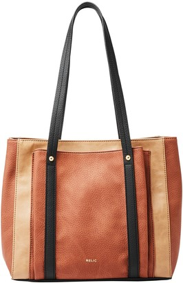 Fossil Relic By Relic by Bailey Double Entry Shoulder Bag