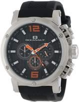 Oceanaut Men's OC2123 Loyal Orange Chronograph Watch