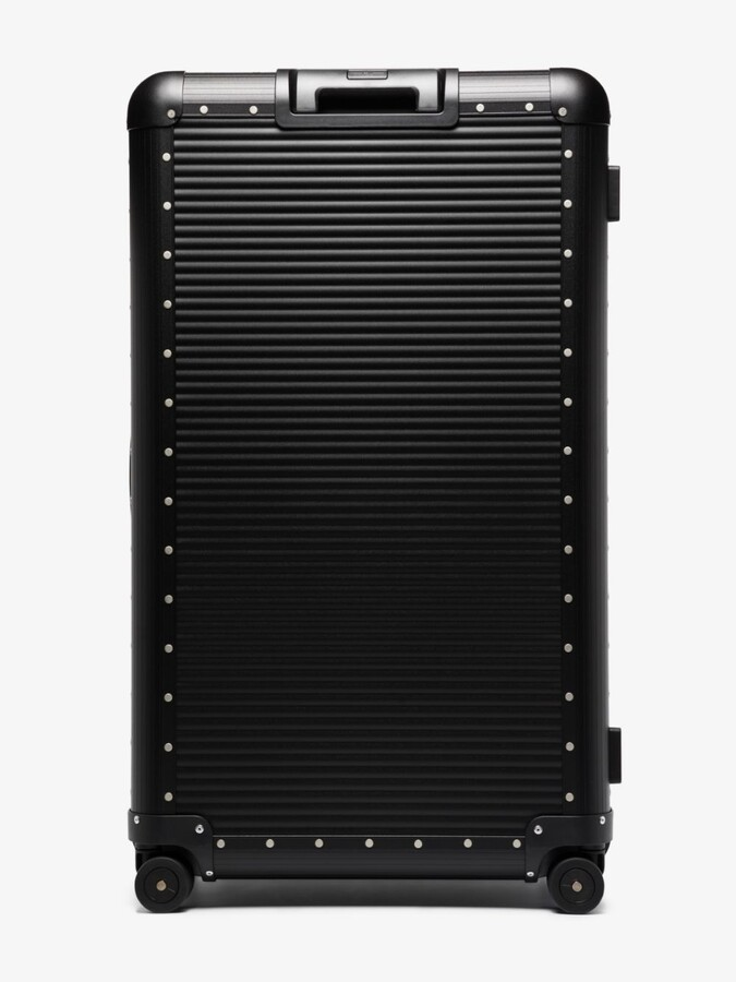 Thumbnail for your product : FPM Milano Black Bank Spinner 84 Check-In Suitcase