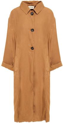 American Vintage Pleated Twill Jacket