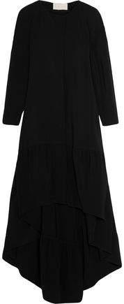 Antonio Berardi Asymmetric Woven Coat