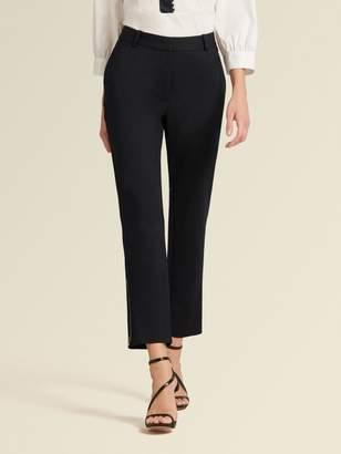DKNY Pant With Zipper Hem Detail