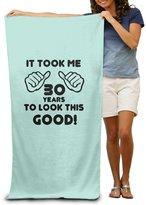 Edgar Bell Beach Towel Microfiber Towel